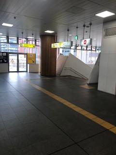 1. JR奈良駅から徒歩3分